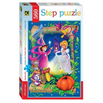 Puzzle  Step-Puzzle-78099 Aschenputtel