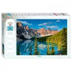 Puzzle  Step-Puzzle-79099 Moraine Lake, Kanada