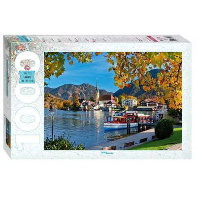 Puzzle Step-Puzzle-79104 Tegernsee