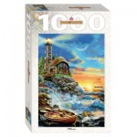 Puzzle  Step-Puzzle-79110 Leuchtturm