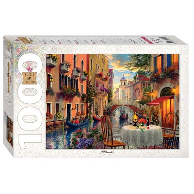 Puzzle Step-Puzzle-79112 Dominic Davison: Venedig
