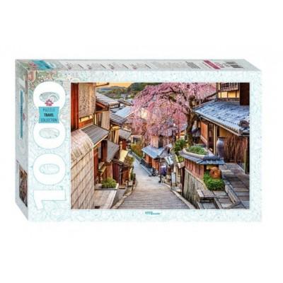 Puzzle Step-Puzzle-79146 Kyoto-Straße, Japan