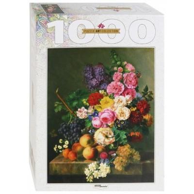 Puzzle Step-Puzzle-79150 Bouquet