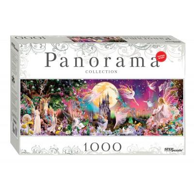Puzzle Step-Puzzle-79404 Dance of Fairies