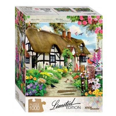 Puzzle Step-Puzzle-79800 English Cottage