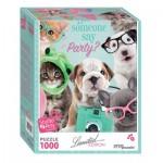 Puzzle  Step-Puzzle-79900 Studio Pets