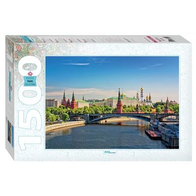 Puzzle  Step-Puzzle-83052 Moskauer Kreml