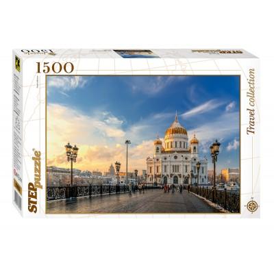 Puzzle  Step-Puzzle-83053 Christ-Erlöser-Kathedrale