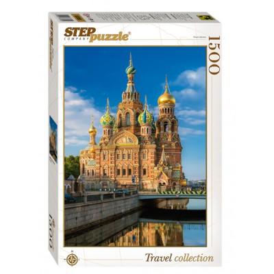 Puzzle  Step-Puzzle-83055 Auferstehungskirche