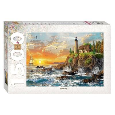 Puzzle Step-Puzzle-83058 Dominic Davison: Shore Cliff
