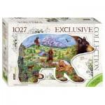 Puzzle  Step-Puzzle-83501 Bär
