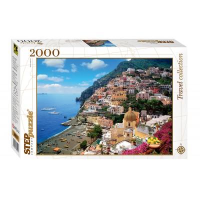 Puzzle  Step-Puzzle-84022 Amalfi, Italien