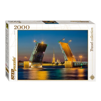 Puzzle  Step-Puzzle-84026 St. Petersburg