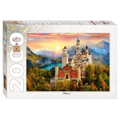 Puzzle Step-Puzzle-84031 Neuschwanstein