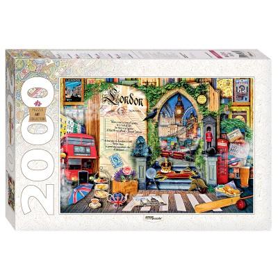 Puzzle Step-Puzzle-84033 London