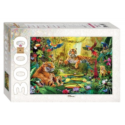 Puzzle  Step-Puzzle-85012 Jungle
