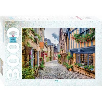 Puzzle  Step-Puzzle-85016 Alte Straße in Italien