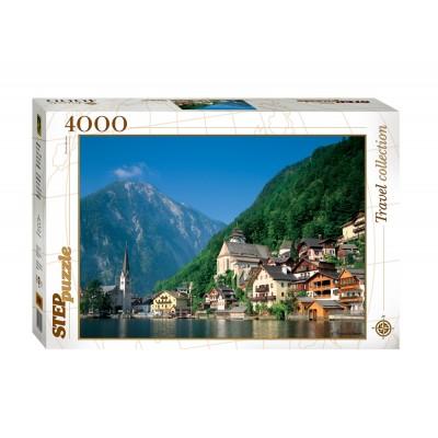 Puzzle  Step-Puzzle-85401 Hallstatt, Österreich