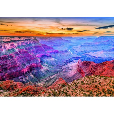 Puzzle  Step-Puzzle-85411 The Grand Canyon