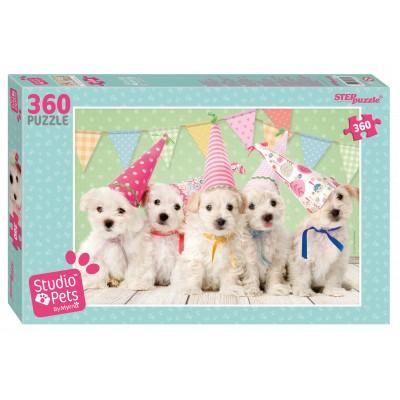 Puzzle  Step-Puzzle-96058 Studio Pets
