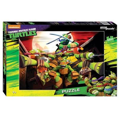 Puzzle  Step-Puzzle-97040 Ninja Turtles