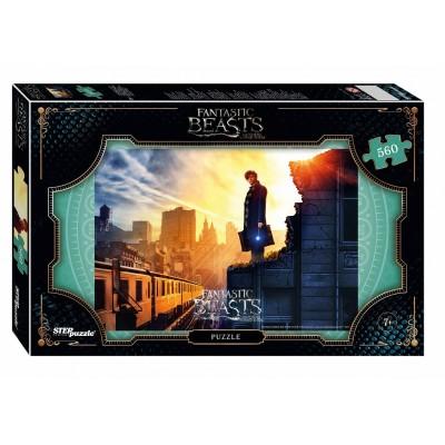Puzzle Step-Puzzle-97059 Fantastic Beasts
