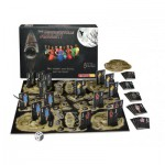 Studio 100-42997 Das Haus Anubis : Brettspiel Das geheimnisvolle Amulett