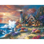 Puzzle  Sunsout-18059 XXL Teile - James Lee - Guardian of Light