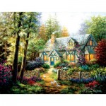 Puzzle  Sunsout-19206 XXL Teile - Nicky Boehme - A Country Gem