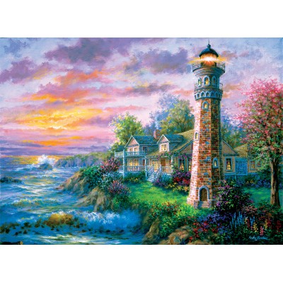 Puzzle  Sunsout-19238 Nicky Boehme - Sea Haven
