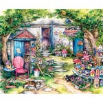Puzzle  Sunsout-24324 XXL Teile - Wonderful Whirligigs