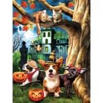 Puzzle  Sunsout-28826 XXL Teile - Halloween HiJinx