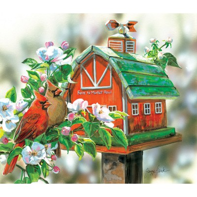 Puzzle  Sunsout-30633 Janene Grende - Farm to Market Road