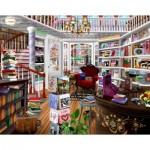 Puzzle  Sunsout-31534 Bigelow Illustrations - The Book Shop