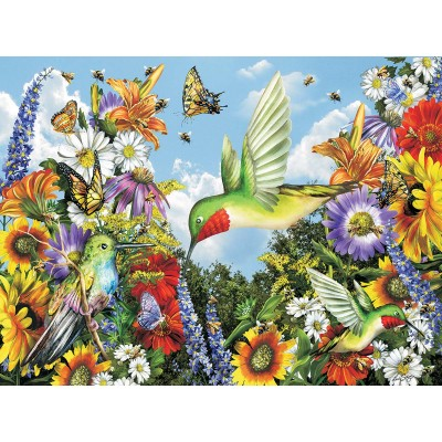 Puzzle  Sunsout-34940 XXL Teile - Save the Bees