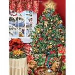 Puzzle  Sunsout-35012 XXL Teile - Catastro-tree