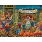 Puzzle  Sunsout-35822 XXL Teile - Pumpkin Festival
