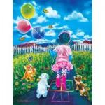 Puzzle  Sunsout-35889 XXL Teile - HopScotch