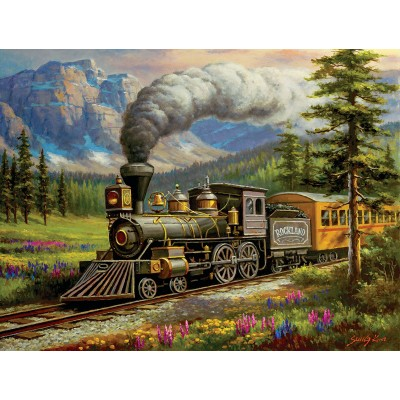 Puzzle  Sunsout-36630 XXL Teile - Rockland Express