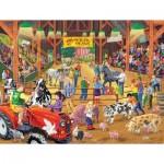 Puzzle  Sunsout-38713 XXL Teile - 4 H Fair