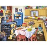 Puzzle  Sunsout-38827 XXL Teile - Nana's Kitchen
