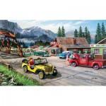 Puzzle  Sunsout-39307 Alaskan Road Trip