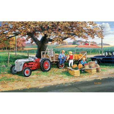 Puzzle  Sunsout-39613 XXL Teile - Roadside Harvest