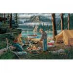 Puzzle  Sunsout-39689 XXL Teile - Alaska Adventure