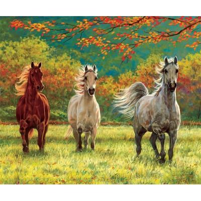 Puzzle  Sunsout-44839 XXL Teile - Autumn Meadow