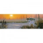 Puzzle  Sunsout-45335 XXL Teile - Winter Sunrise