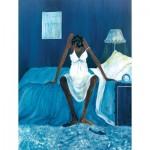 Puzzle  Sunsout-46851 XXL Teile - Blue Monday