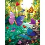 Puzzle  Sunsout-48439 Alixandra Mullins - Dream River