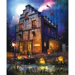 Puzzle  Sunsout-52065 Christopher Payne - Firefly Inn