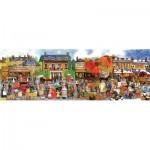 Puzzle  Sunsout-52433 XXL Teile - Victorian Main Street